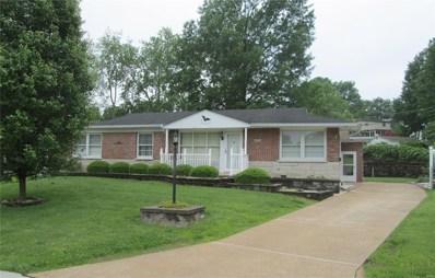 4728 Blackhawk Drive, St Louis, MO 63123 - MLS#: 19038114