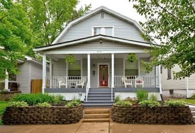 4010 Burgen Avenue, St Louis, MO 63116 - MLS#: 19038776