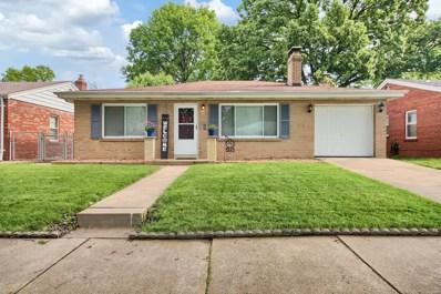5641 Sutherland Avenue, St Louis, MO 63109 - MLS#: 19039337