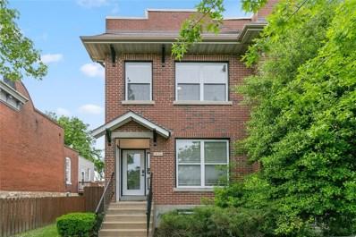 4329 Norfolk Avenue, St Louis, MO 63110 - MLS#: 19040273