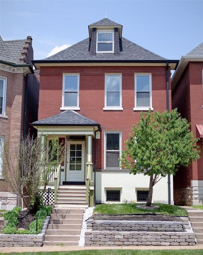 3931 Cleveland Avenue, St Louis, MO 63110 - MLS#: 19040733