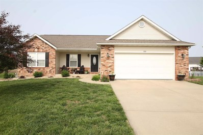 100 Shadowbrooke, Troy, IL 62294 - MLS#: 19041319