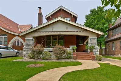 3956 Federer Place, St Louis, MO 63116 - MLS#: 19041507