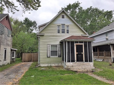 629 N Union Street, Staunton, IL 62088 - MLS#: 19041941