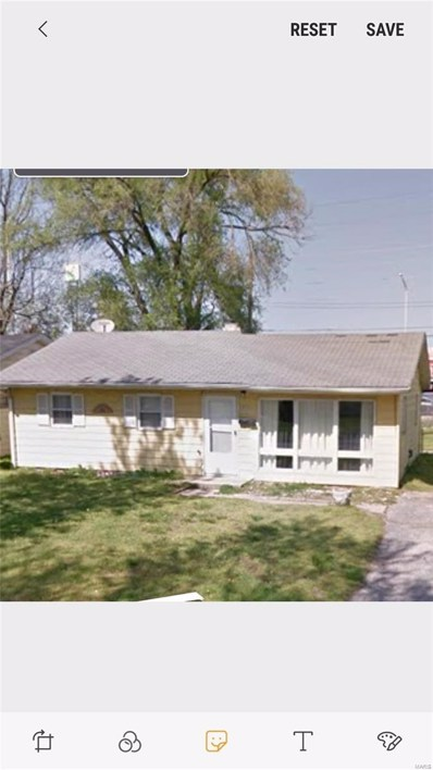 1711 Theodore Lane, Cahokia, IL 62206 - MLS#: 19042035