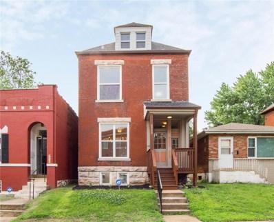 3335 Pennsylvania Avenue, St Louis, MO 63118 - MLS#: 19042668