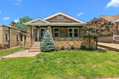 815 Alleghany Avenue, St Louis, MO 63125 - MLS#: 19043071