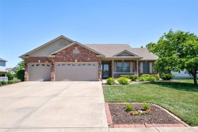 18 Saddlebrooke, Troy, IL 62294 - MLS#: 19043208