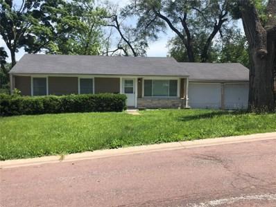 6246 Tyndall Drive, St Louis, MO 63134 - MLS#: 19043523