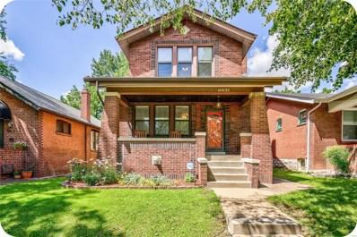 6631 Hoffman Avenue, St Louis, MO 63139 - MLS#: 19043551