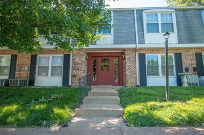 1673 Herault UNIT G, St Louis, MO 63125 - MLS#: 19044208