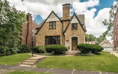 6227 Devonshire Avenue, St Louis, MO 63109 - MLS#: 19044304