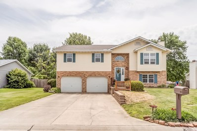 913 Rolling Madows Drive, Maryville, IL 62062 - #: 19044352