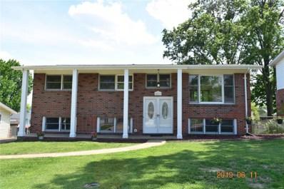 4516 Haverleigh Terr, St Louis, MO 63128 - MLS#: 19044585