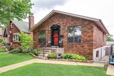 5632 Winona Avenue, St Louis, MO 63109 - MLS#: 19046349