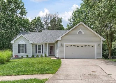 200 Oak Borough, Ballwin, MO 63021 - MLS#: 19046415