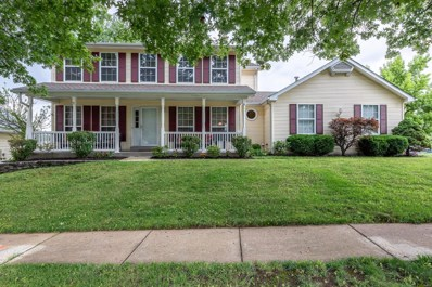 805 Summer Meadow Court, St Louis, MO 63125 - MLS#: 19047384