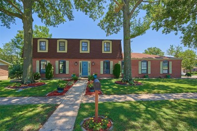 5432 Regalway Drive, St Louis, MO 63129 - MLS#: 19047980