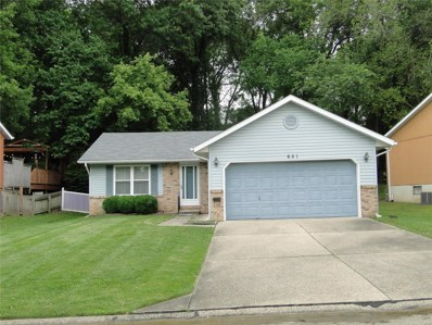 681 Oak Trail, Collinsville, IL 62234 - MLS#: 19048467