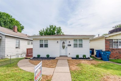 4763 Hannover Avenue, St Louis, MO 63123 - MLS#: 19048505