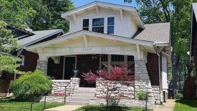 1117 Dover Place, St Louis, MO 63111 - MLS#: 19048676