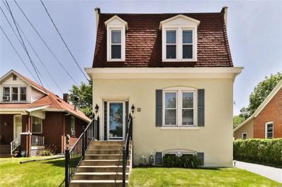 20 S 13th Street, Belleville, IL 62220 - #: 19048757