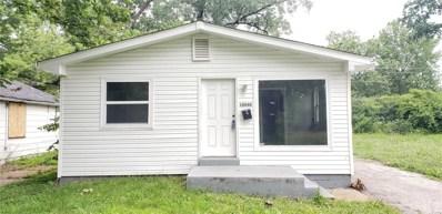 10040 Monarch Drive, St Louis, MO 63136 - MLS#: 19050059