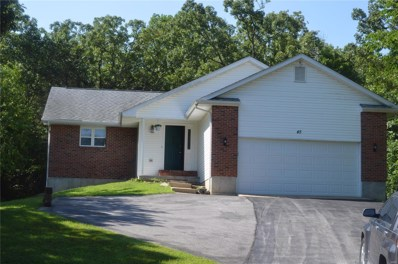 45 E Lakeview Drive, Unincorporated, MO 63020 - MLS#: 19050683