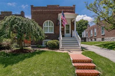 5424 Reber Place, St Louis, MO 63139 - MLS#: 19050692