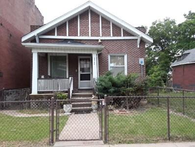 5343 Labadie Avenue, St Louis, MO 63120 - MLS#: 19050813