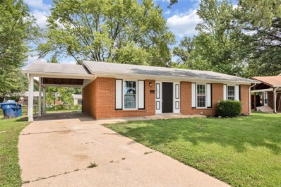 1921 Courtyard Place, Florissant, MO 63031 - MLS#: 19051331