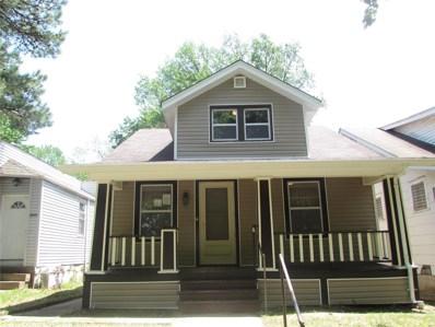 5524 Dewey Avenue, St Louis, MO 63116 - MLS#: 19052586