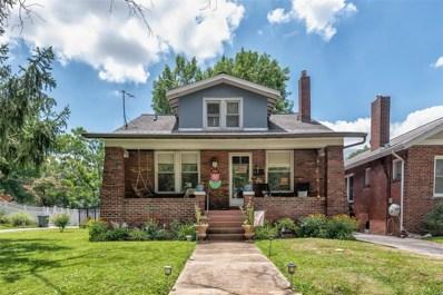 6506 Scanlan Avenue, St Louis, MO 63139 - MLS#: 19052633