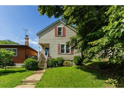 3926 Bates Street, St Louis, MO 63116 - MLS#: 19052775