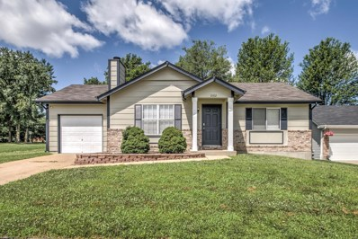 2102 Hungerford Drive, Florissant, MO 63031 - MLS#: 19052866