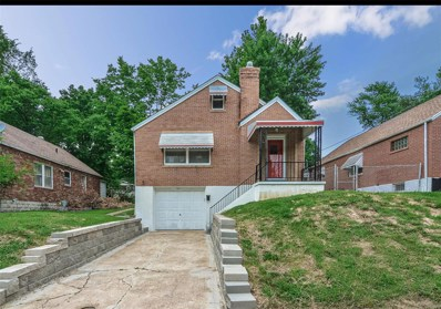6921 Edison Avenue, St Louis, MO 63121 - MLS#: 19053205