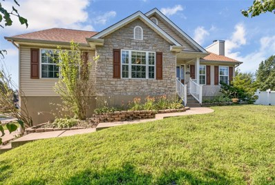 809 Woolwick Court, St Charles, MO 63304 - MLS#: 19054115