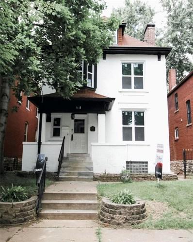 3661 Juniata Street, St Louis, MO 63116 - #: 19054199