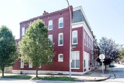 3300 Missouri Avenue UNIT A, St Louis, MO 63118 - MLS#: 19054321