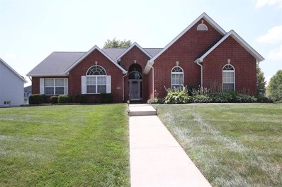 6104 Keebler Oaks Drive, Maryville, IL 62062 - #: 19056570