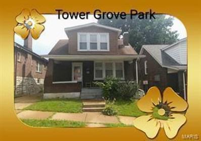 3932 Fairview Avenue, St Louis, MO 63116 - MLS#: 19056608