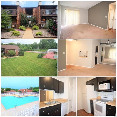 6844 Cottage Grove Lane UNIT I, St Louis, MO 63129 - MLS#: 19057145