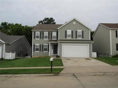 188 Fox Creek Drive, Wentzville, MO 63366 - MLS#: 19057498