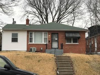 4107 Oleatha Avenue, St Louis, MO 63116 - MLS#: 19058479