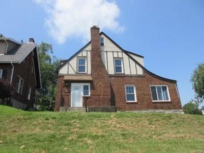 3651 Ridgedale Avenue, St Louis, MO 63121 - MLS#: 19061506