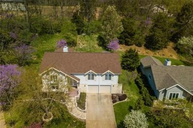 1609 Woodside View Lane, Unincorporated, MO 63021 - MLS#: 19062802