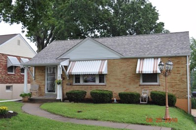 2136 Kaske Drive, St Louis, MO 63125 - MLS#: 19064073