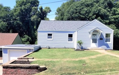 110 Oakwood Drive, Collinsville, IL 62234 - MLS#: 19065967