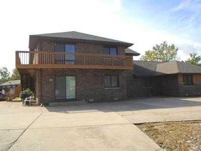616 Johnson Hill Road UNIT E, Collinsville, IL 62234 - #: 19066099
