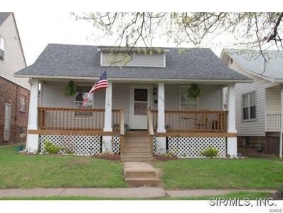 2448 Benton Street, Granite City, IL 62040 - MLS#: 19066135